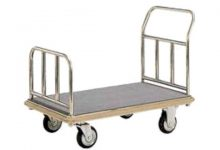 Trolley, Receiving Trolley